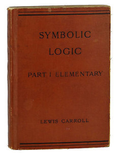 Symbolic Logic by Lewis Carroll - 1896